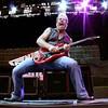 Night Ranger guitarist Brad Gillis on Saturday, July 23, 2011, at the Verizon Wireless Amphitheatre in Irvine. (Jennifer Hudson/Special to the Daily News)