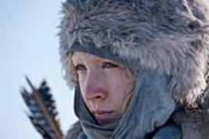 Saoirse Ronan is the main character in  Hanna,  the story of a young girl who is trained to become a killing machine.