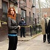 "In this image released by CBS, Poppy Montgomery is shown in a scene from ""Unforgettable,"" a drama about an enigmatic former detective with a rare condition that makes her able to recall every memory. The show premieres Sept. 20, 2011 on CBS."