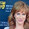 BEVERLY HILLS, CA - SEPTEMBER 17: Kathy Griffin arrives for the 9th annual BAFTA tea party at L'Ermitage Beverly Hills Hotel on September 17, 2011 in Beverly Hills, California. (Photo by Toby Canham/Getty Images For BAFTA Los Angeles)