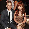 WEST HOLLYWOOD, CA - SEPTEMBER 16: TV host Kathy Griffin and guest attend The 2011 Entertainment Weekly And Women In Film Pre-Emmy Party Sponsored By L'Oreal at BOA Steakhouse on September 16, 2011 in West Hollywood, California.  (Photo by Christopher Polk/Getty Images For Entertainment Weekly)