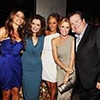 WEST HOLLYWOOD, CA - SEPTEMBER 16:  (L-R) Actors Sofia Vergara, Mary McDonnell, Kim Raver, Julie Bowen, and Eric Stonestreet attend The 2011 Entertainment Weekly And Women In Film Pre-Emmy Party Sponsored By L'Oreal at BOA Steakhouse on September 16, 2011 in West Hollywood, California.  (Photo by Christopher Polk/Getty Images For Entertainment Weekly)