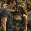 "Kenny Wormald and Julianne Hough in ""Footloose"""