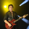 Lead guitarist Neal Schon of Journey performs to a crowd of 18,000 fans at the Hollywood Bowl on Tuesday, Oct. 11, 2011. (Gene Blevins/Los Angeles Daily News)