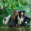 """Penelope Cruz plays old flame to Johnny Depp's Capt. Jack Sparrow in """"Pirates of the Caribbean: On Stranger Tides."""""""