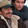 """Jose Julian, left, plays an illegal immigrant and Demian Bichir is his teenage son in """"A Better Life,"""" a drama set in East Los Angeles."""
