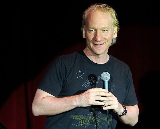 Television host and comedian Bill Maher  performs at The Orleans Hotel & Casino July 2, 2011 in Las Vegas, Nevada.