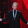 Comedian Bill Maher speaks onstage at  the 2011 MusiCares Person of the Year Tribute to Barbra Streisand held at the Los Angeles Convention Center on Feb. 11, 2011 in Los Angeles, California.