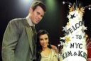 Kim Kardashian filed for divorce on Monday, Oct. 31, 2011 from NBA player Kris Humphries, her husband of 72 days. It was Kardashian's second marriage and Humphries' first. The couple is seen here in a file photo at the Night of Style & Glamour event  at Capitale on Aug. 31, 2011 in New York City.  (Photo by Dimitrios Kambouris/Getty Images)