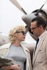 "Michelle Williams and Dougray Scott star in ""My Week with Marilyn."""