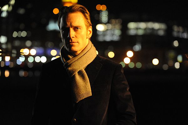 "In this film publicity image released by Fox Searchlight Films, Michael Fassbender portrays Brandon in a scene from ""Shame."""