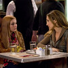"Courtesy image   Abigail Breslin, left, and Sarah Jessica Parker are shown in a scene from ""New Year's Eve."""