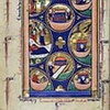 """""""Scenes from the Life of Noah, about 1250-1260"""" Photo courtesy of The J. Paul G"""