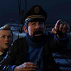 "Captain Haddock (Andy Serkis) and Tintin (Jamie Bell) in ""The Adventures of Tin"