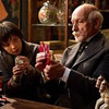 "Ben Kingsley, right, stars with Asa Butterfield in ""Hugo."""
