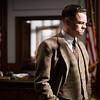 """LEONARDO DiCAPRIO as J. Edgar Hoover in Warner Bros. Pictures' drama """"J. EDGAR,"""" a Warner Bros. Pictures release."""