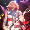 Justin Hawkins leads The Darkness in the troubled British band's return to the