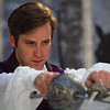 In this film image released by Relativity Media, Armie Hammer is shown  in a sc