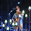 Bon Iver performs during day two of the Coachella Music and Arts Festival in In
