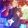 James Young of Styx performs Sunday, May 6, 2012 at the Greek Theatre in Los An