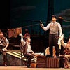 """In this photo taken on May 7, 2012, an orchestra tech rehearsal II for """"La Boeh"""