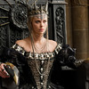 "This film image released by Universal Pictures shows actress Charlize Theron in a scene from ""Snow White and the Huntsman."" (AP Photo/Universal Pictures, Alex Bailey)"