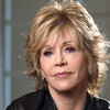 Actress Jane Fonda is in the movie 'Peace, Love, & Misunderstanding.' Photograp