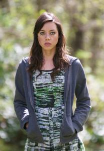 AUBREY PLAZA stars in SAFETY NOT GUARANTEED