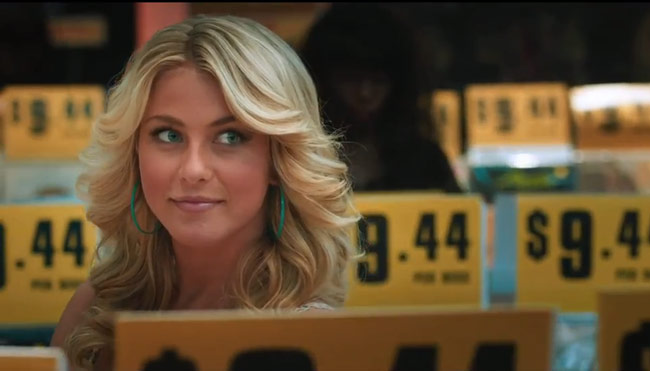 "Julianne Hough comes to L.A. to find fame and fortune in the '80s in ""Rock of A"