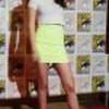 "Actress Kristen Stewart arrives at the ""The Twilight Saga: Breaking Dawn - Part"