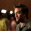 """Actor Robert Pattison arrives at the """"The Twilight Saga: Breaking Dawn - Part 2"""