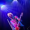 Singer/guitarist Kevin Cronin, seen here on Saturday, July 31, 2010 at the Greek Theatre in Los Angeles, continues to lead REO Speedwagon into what is now the group's fifth decade. (Chris Selden/Special to the Daily News)