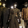 "In this Feb. 8, 2011 photo, costumes designed by Mary Zophes, from the film ""True Grit"", are seen on display at the 19th Annual ""Art of Motion Picture Costume Design"" exhibit at the Fashion Institute of Design and Merchandising Museum and Gallery  in Los Angeles. (AP Photo/Matt Sayles)"
