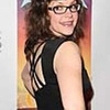 """HOLLYWOOD, CA - FEBRUARY 15:  Singer Lisa Loeb arrives at the Opening Night of """"Rock of Ages"""" at the Pantages Theatre on February 15, 2011 in Hollywood, California.  (Photo by Chelsea Lauren/Getty Images for Pantages Theatre)"""