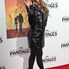 """HOLLYWOOD, CA - FEBRUARY 15:  Actress Carmen Electra arrives at the Opening Night of """"Rock of Ages"""" at the Pantages Theatre on February 15, 2011 in Hollywood, California.  (Photo by Chelsea Lauren/Getty Images for Pantages Theatre)"""