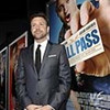 "Actor Jason Sudeikis arrives at the premiere of the feature film ""Hall Pass"" in Los Angeles on Wednesday, Feb.  23, 2011. (AP Photo/Dan Steinberg)"