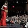 Actress Sandra Bullock presents the award for best actor in a leading role at the 83rd Academy Awards on Sunday, Feb. 27, 2011, in Hollywood. (AP Photo/Chris Carlson)