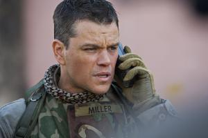 "In this publicity image released by Universal Pictures, Matt Damon is shown in a scene from, ""Green Zone."" (AP Photo/Universal Pictures, Jonathan Olley)"