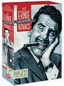 "In this DVD box set cover image released by Shout! Factory, the six-disk boxed set, ""The Ernie Kovacs Collection,"" is shown. (AP Photo/Shout! Factory)"