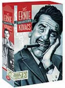 """In this DVD box set cover image released by Shout! Factory, the six-disk boxed set, """"The Ernie Kovacs Collection,"""" is shown. (AP Photo/Shout! Factory)"""