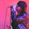 Julian Casablancas and The Strokes Perform live at  to The T-Mobile Sidekick 4G Launch Party  on Sunday April 20, 2011, in Beverly Hills, Calif. (AP Photo/Katy Winn)