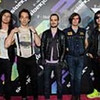LOS ANGELES (April 20): The Strokes performed at the T-Mobile Sidekick 4G launch party in Los Angeles.  (PRNewsFoto/T-Mobile USA, Inc., Michael Buckner)