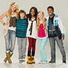 "ANT FARM - Disney Channel's ""ANT Farm"" stars Stefanie Scott as Lexi, Jake Short as Fletcher, China McClain as Chyna, Sierra McCormick as Olive and Carlon Jeffery as Cameron. (DISNEY CHANNEL/BOB D'AMICO)"