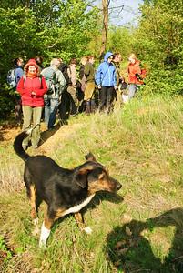 Jdeme s lesáky měřit výmladkové lesy