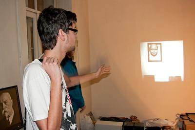 Tom Škoda prezentuje svoje fotky
