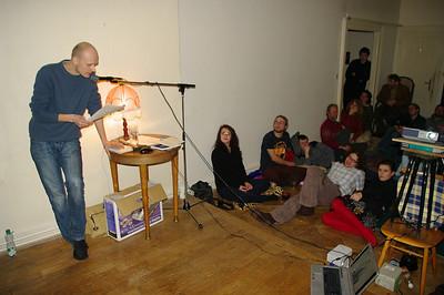 Pavel Magda vypráví o svých uměleckých projektech
