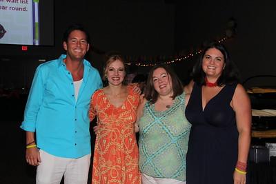 Brad Bennett, Jennifer Cole, Kelli Caudell, K C  Tucker