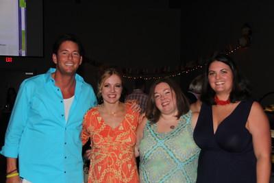 Brad Bennett, Jennifer Cole, Kelli Caudell, K C  Tucker (1)