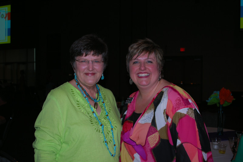 Donna Alliston and Allison McElroy