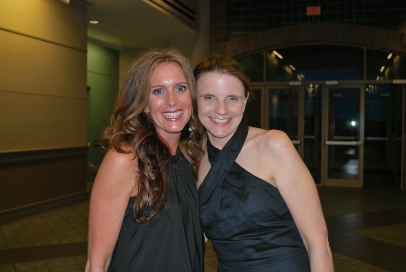 Stephanie Hughes and Tiffany Hartwig